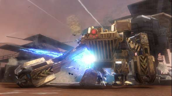 Red Faction: Guerrilla  - multiplayer trailer