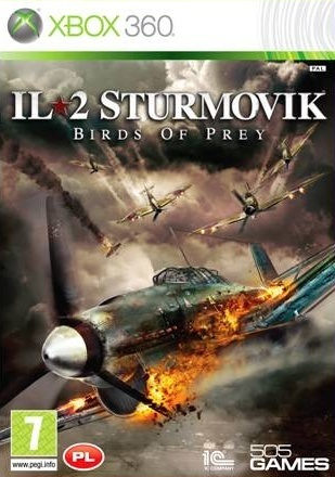 IL-2 Sturmovik: Birds of Prey- gameplay