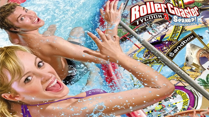Kody do RollerCoaster Tycoon 3: Soaked! (PC)