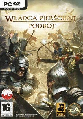 Władca Pierścieni: Podbój - gameplay (Minas Tirith)