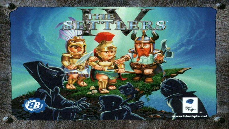 Kody Settlers 4 (PC)