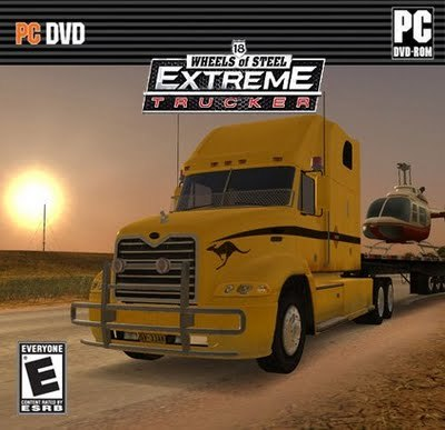 18 Wheels of Steel: Extreme Trucker - Trailer (Action)
