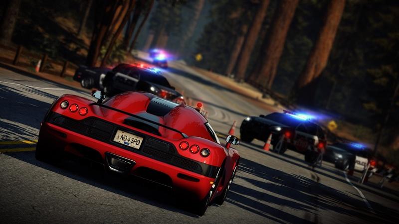 Need for Speed: Hot Pursuit - zwiastun