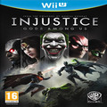 Injustice: Gods Among Us (WiiU) kody