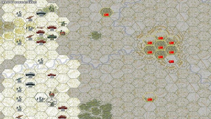 Allied General – pełna wersja (DOS)
