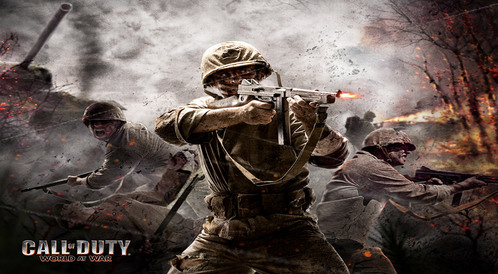 Kody do Call of Duty: World at War (PC)