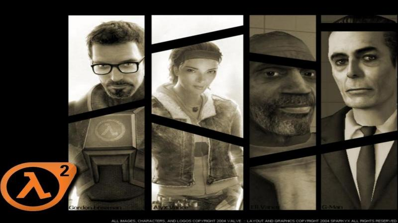 Kody do Half-Life 2 (PC)