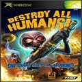 Destroy All Humans! (Xbox) kody