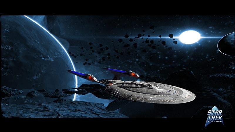 Star Trek Online na początku przyszłego roku