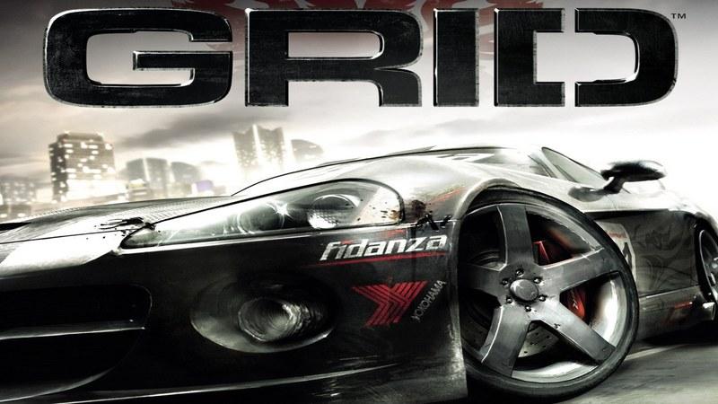 Race Driver: GRID (2008) - Prezentacja gry 1