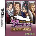 Ace Attorney Investigations: Miles Edgeworth (NitendoDS) kody