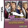 Ace Attorney Investigations: Miles Edgeworth (NitendoDS) kody