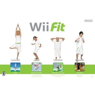 Wii Fit - Prezentacja z targów E3 2007