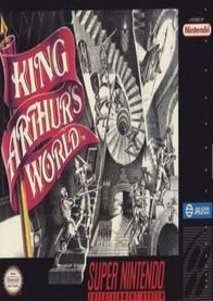 King Arthur's World - gameplay (SNES)