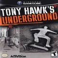 Tony Hawk's Underground (GameCube) kody