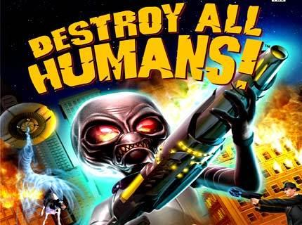 Destroy All Humans! - muzyczne wideo