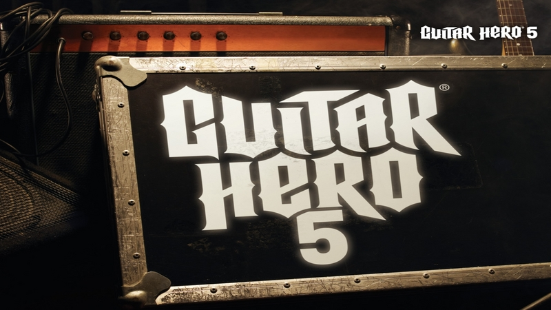 Kody do Guitar Hero 5 (PS2)