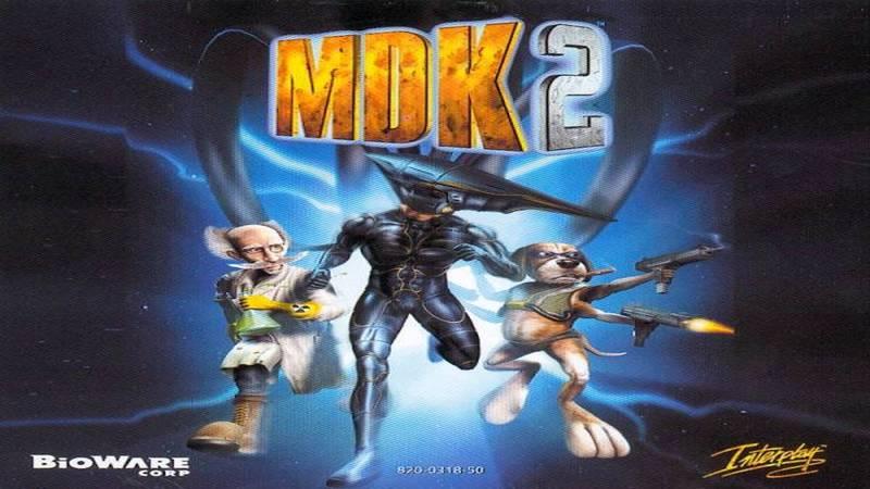 MDK 2 - Zwiastun