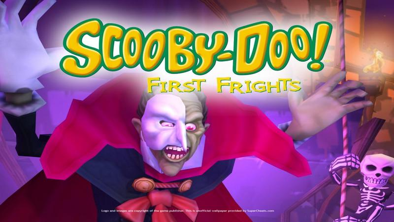Kody do Scooby-Doo! First Frights (Wii)