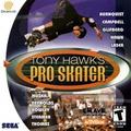 Tony Hawk's Pro Skater (Dreamcast) kody