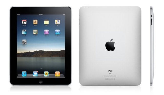 iPad - reklama