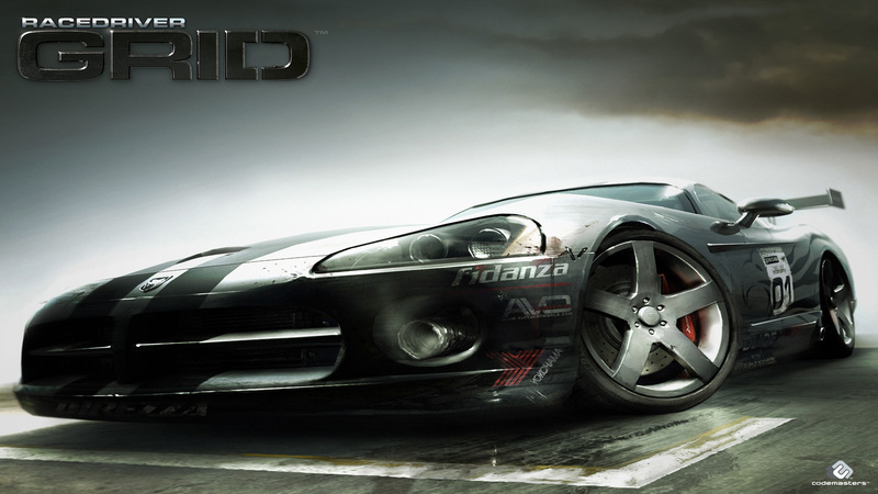 Kody do Race Driver: GRID (NDS)