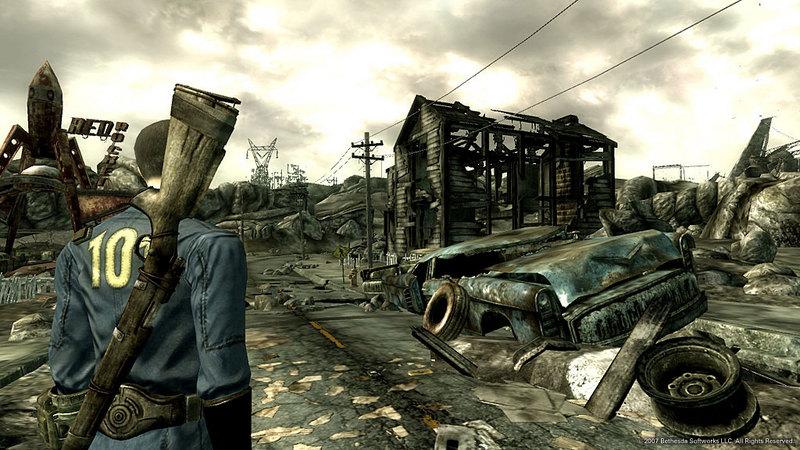 Fallout 3 - soundtrack (motyw przewodni)