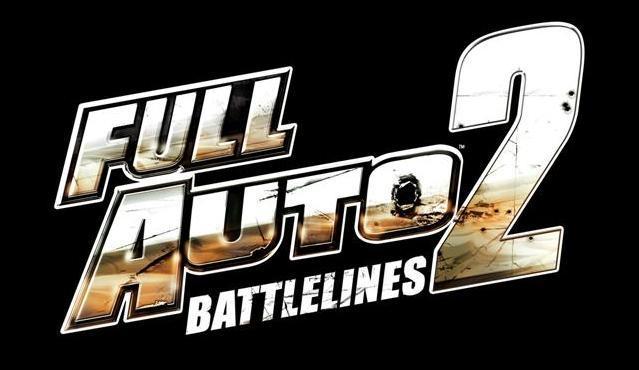 Full Auto 2: Battlelines - Zwiastun PSP