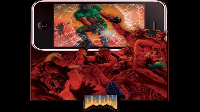 Kody do DOOM Classic (iPhone / iPod)