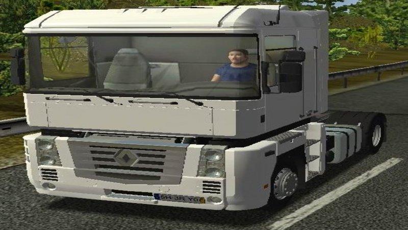 Euro Truck Simulator (PC) - Ciężarówki Renault Magnum 500Dxi Euro5