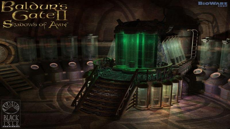 Baldur's Gate II - muzyka z gry (Romance)