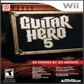 Guitar Hero 5  (Wii) kody