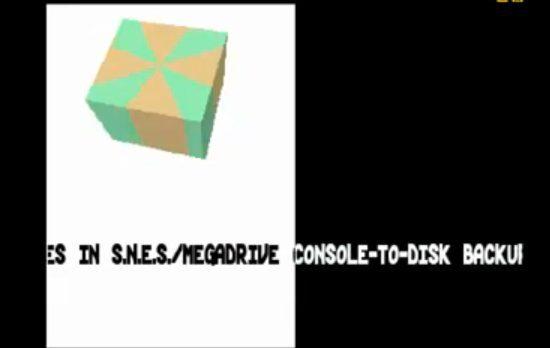 Amiga Crack intro (Super Frog by Crystal)