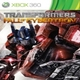 Transformers: Fall of Cybertron (X360)