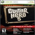 Guitar Hero 5 (Xbox 360) kody