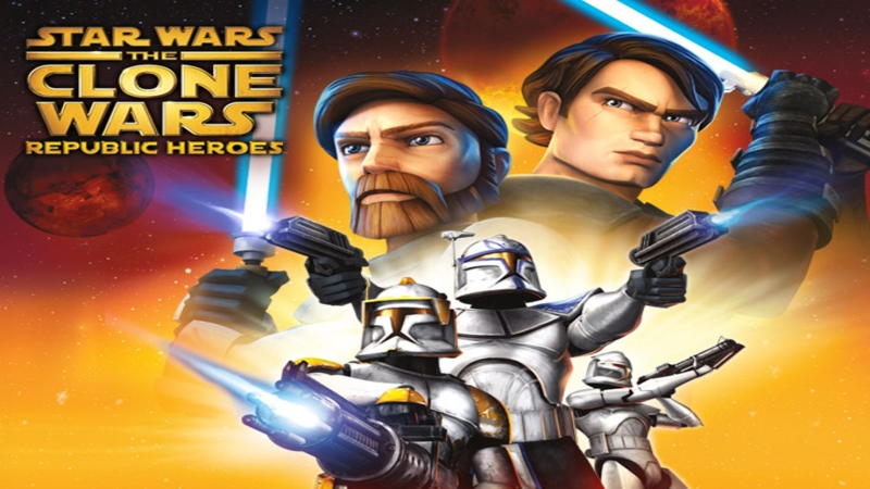 Kody do Star Wars: The Clone Wars - Republic Heroes (Xbox 360)