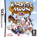 Harvest Moon DS (NitendoDS) kody