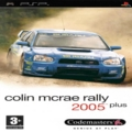 Colin McRae Rally 2005 plus (PSP) kody