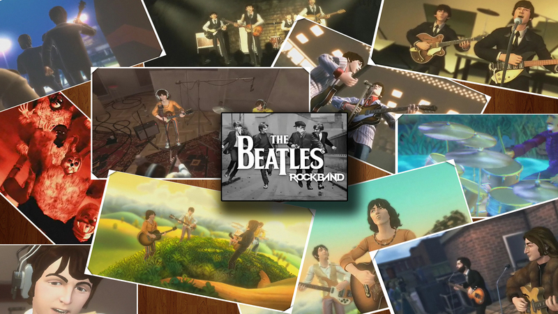 Kody do The Beatles: Rock Band (Wii)