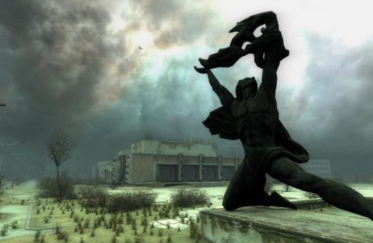 S.T.A.L.K.E.R.: Zew Prypeci - trainer +8 (dla v. 1.0)