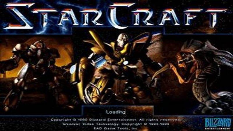 Starcraft - muzyka z gry (Zerg)