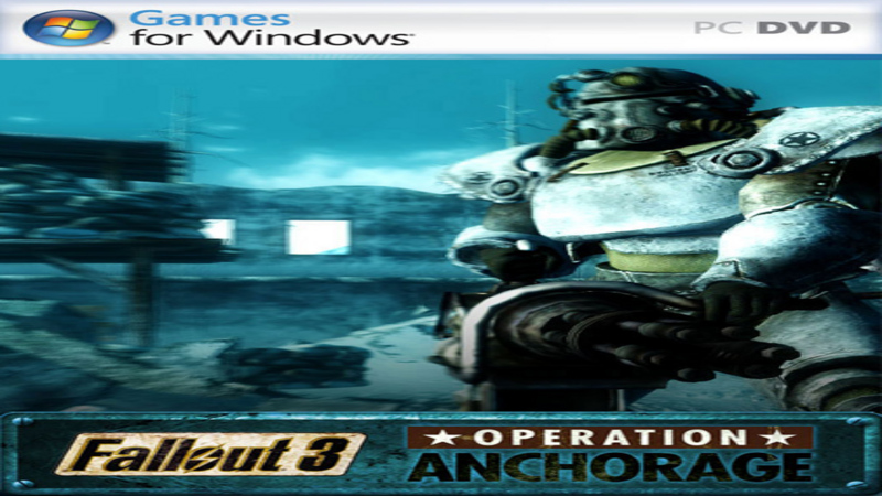 Fallout 3: Operation Anchorage - gameplay