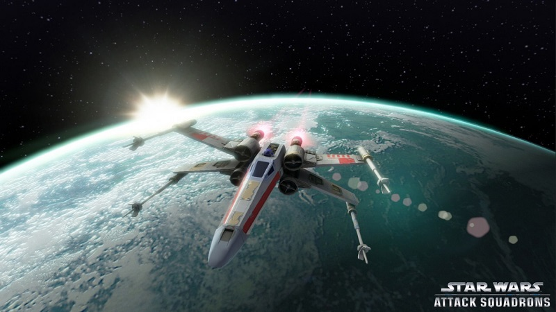 Star Wars: Attack Squadrons. Info i TRAILER