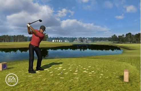 EA dalej będzie pracować z Tiger Woodsem