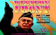 Western Front: The Liberation of Europe 1944-1945 - Pełna wersja (DOS)