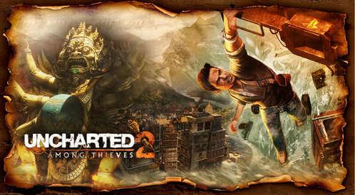 Uncharted 2: Among Thieves będzie w polskiej wersji językowej !