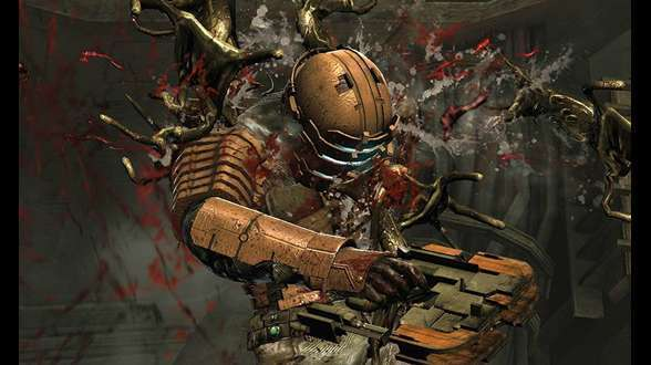 Dead Space 2 - ewolucja Isaaca