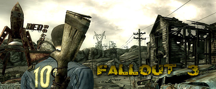 Fallout 3 - V1.1.0.35 Plus 12 Trainer (PC)