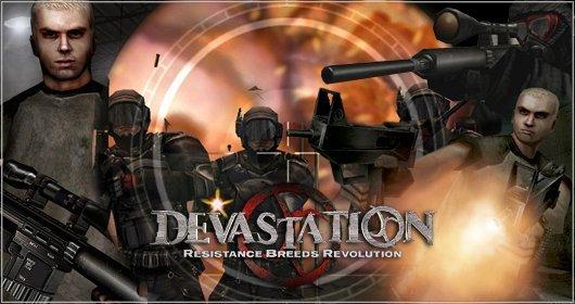 Devastation (PC; 2003) - Zwiastun