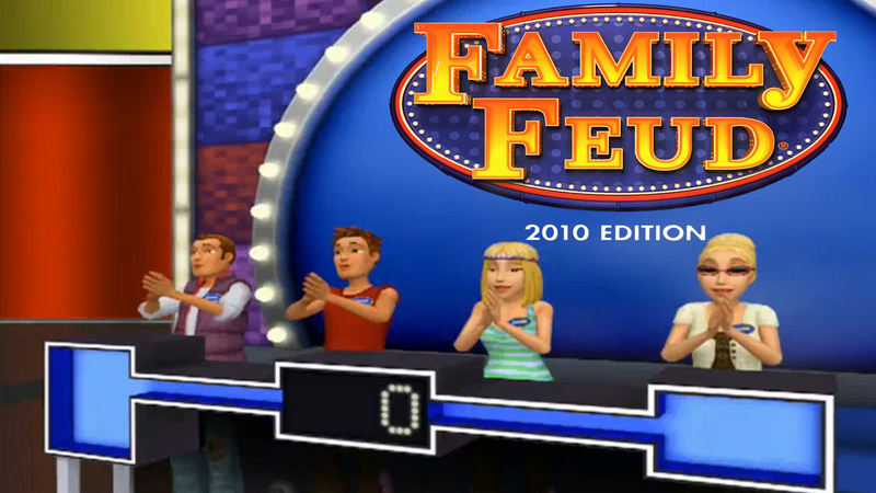 Kody do Family Feud: 2010 Edition (PC)